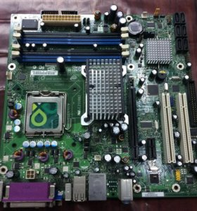 Intel DQ965GF (s775)