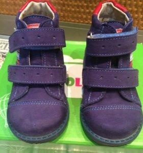 Детские ботинки picollino