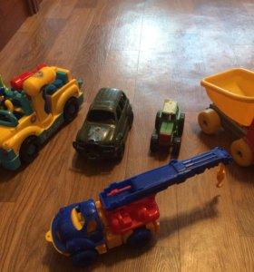 Машины и машина конструктор