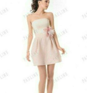 Вечернее платье.выпуской