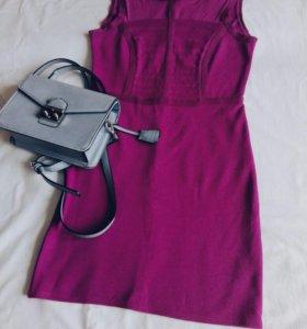 🆕 Фиолетовое платье