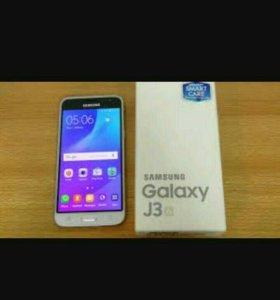 телефон Samsung Galaxy j3