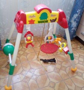 Продам турник детский игровой