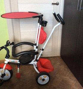 Велосипед трехколёсный с доставкой!
