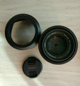 Объектив Sony SEL-55F18Z