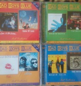 Альбомы bad boys blue на CD