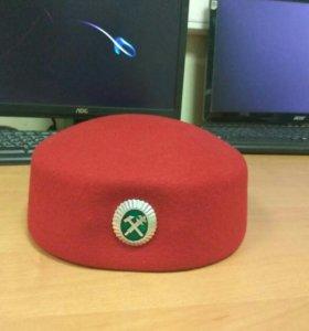Метровская шапка