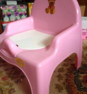 Горшок - стульчик детский