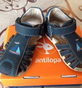 Детские сандалики Antilopa