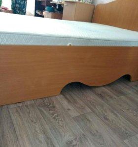 Кровать 1400:1900