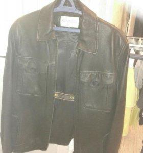 Куртка мужская (кожа натур)