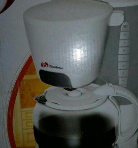Новая капельная кофеварка