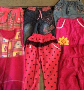 Повседневная одежда для девочки