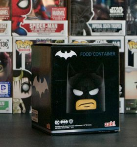 Контейнер для еды - Голова Бэтмена