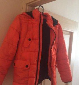 Детская куртка oodji kids