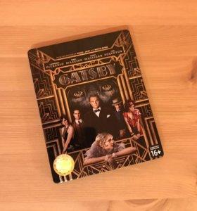 Великий Гэтсби (Blu-ray 3D + 2D)
