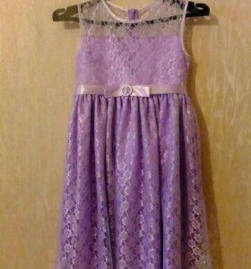Платье (  с жакетом болеро)