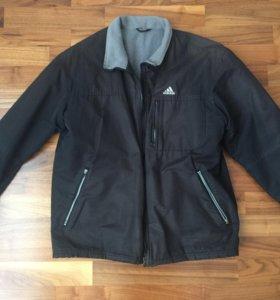 Куртка на флисе adidas