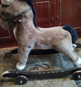 Лошадка для детей