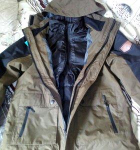 Мужская куртка 3 в 1 - новая