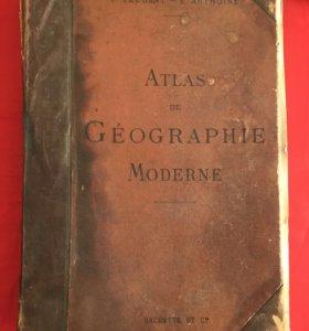 Atlas de geographie moderne