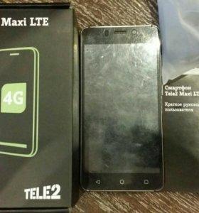Tele 2 maxi lte (Теле 2 макси лте)