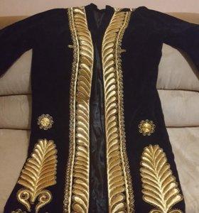Узбекский халат. Новый. Ручная работа.