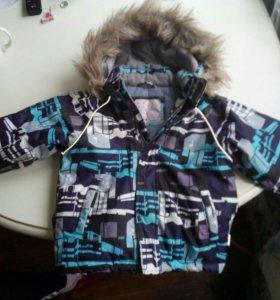 Куртка со штанами зима -30