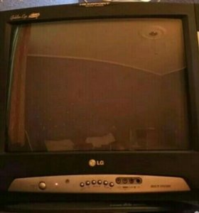 Телевизор LG Golden Eye SwinG+подставка