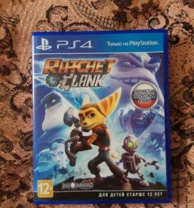 Игра PS4 Ratchet & Clank