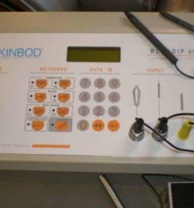 Аппарат для электроэпиляции blendip 606 skinbod