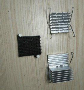 Радиаторы для чипсета (chip set) материнской платы