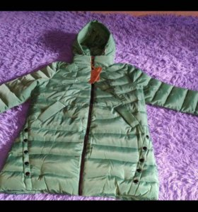 Новая куртка большого размера