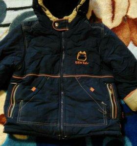 Куртка 4 6 лет