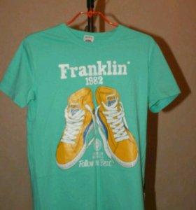 Футболка Franklin Marshall. Новая.