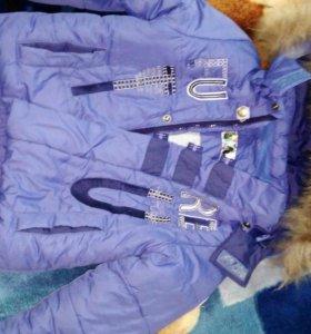 Куртка 4 - 6 лет
