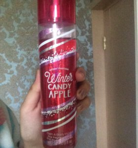 Bath and Body works Winter candy apple body mist