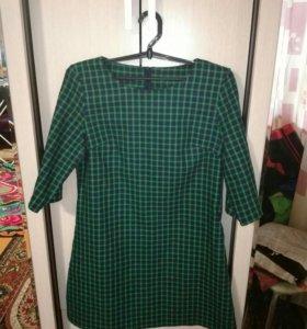 Платье-туника 44-46 размера