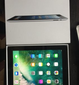 iPad 4 ( The New iPad) 16gb. Wi-Fi. Retina.