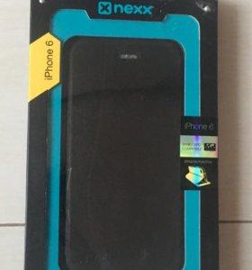 Чехол Next iPhone 6/6s чёрный