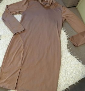 Платье трикотаж 42-44р
