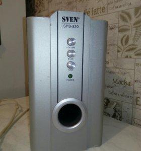 Сабвуфер от аккустической системыSPS-820от SVEN.