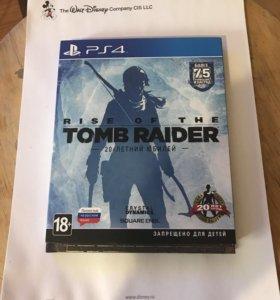 TOMB RAIDER Игра PS4 Обмен продажа