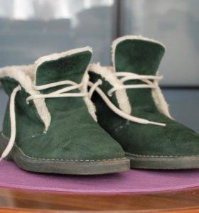 Ботинки демисезонные женские