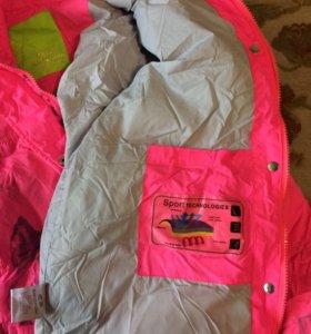 Продам куртку пуховик(зима)