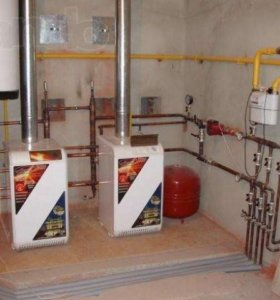 Ремонт Сантехники, отопления, канализации