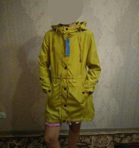Новая куртка!!!!