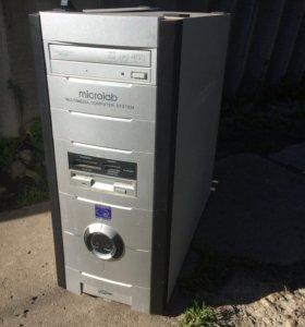 Нерабочий компьютер
