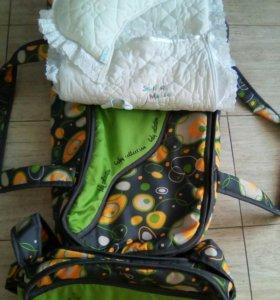 Детская коляска(2в1)