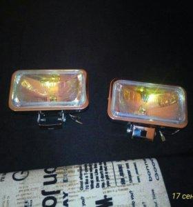 Фары противотуманные с лампами H3
